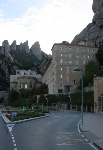 Montserrat - klášter