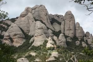Montserrat - tváře