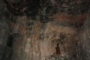 Montserrat - svatá kaple
